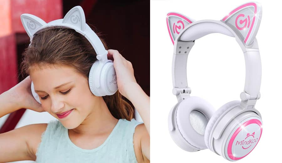 cat headphones