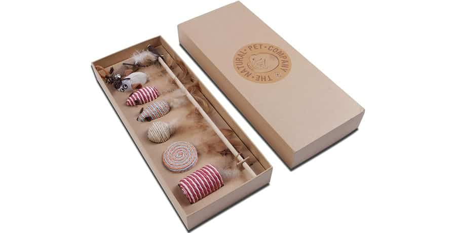 gifts for cats - cat gift box