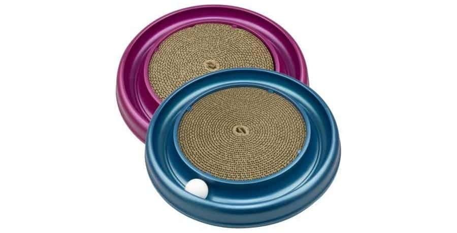 cat christmas presents - turboscratcher cat toy