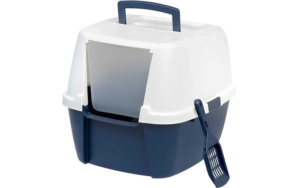 IRIS Large Hooded  Litter Box