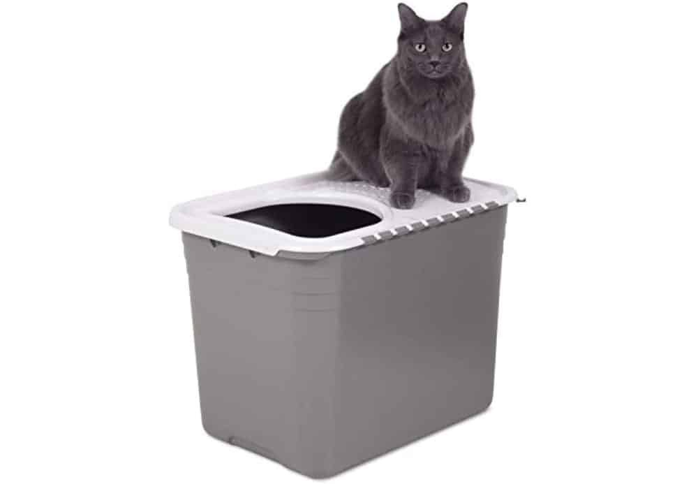 Petmate Top Entry Dog Proof Litter Box
