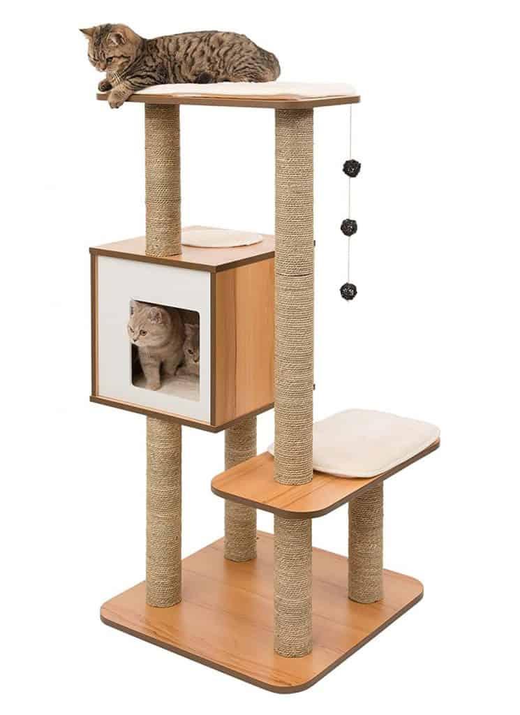 Vesper Cat Tree Furniture