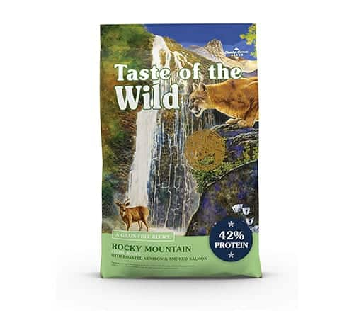 Taste of the Wild Rocky Mountain Grain-Free Recipe