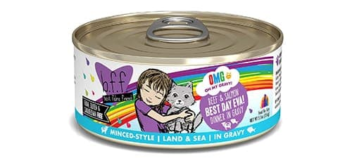Weruva B.F.F. Omg - Best Feline Friend Cat Food